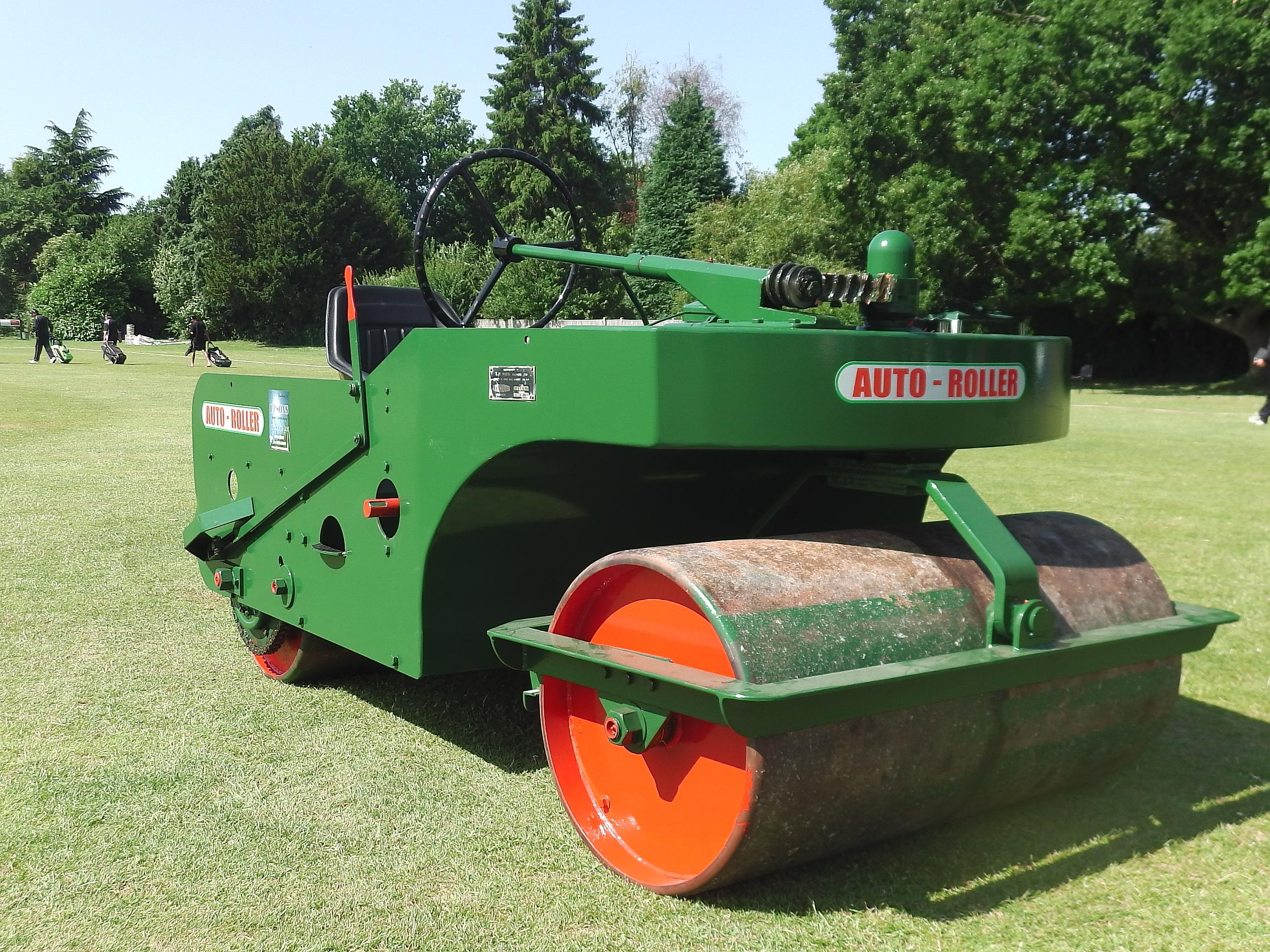 stothert-and-pitt-green-auto-roller
