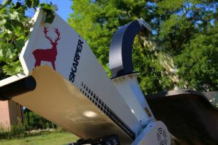 Skarper-C90-Pro-wood-chipper-close-up