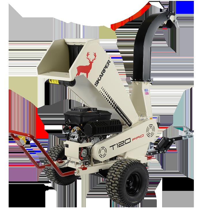 Skarper C90 Pro Wood Chipper | Upson Mowers